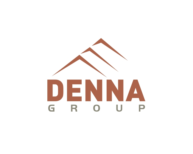 Logo Design by ronny - Entry No. 18 in the Logo Design Contest Denna Group Logo Design.