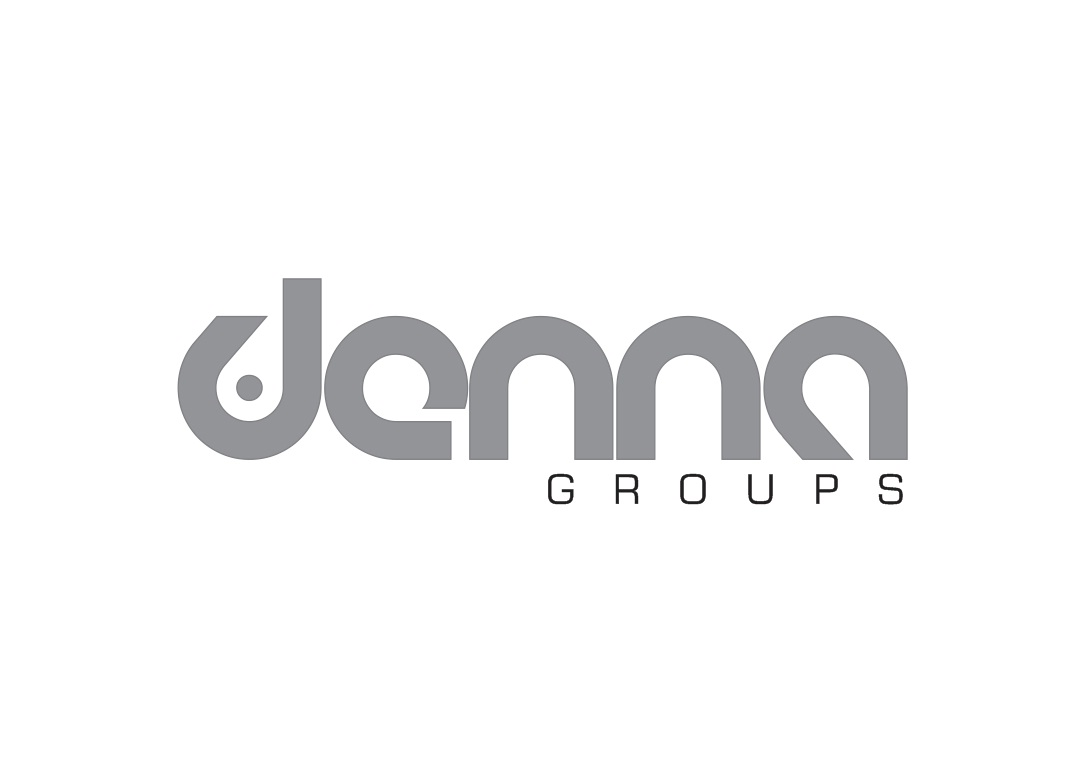 Logo Design by Rehan Saeed - Entry No. 19 in the Logo Design Contest Denna Group Logo Design.