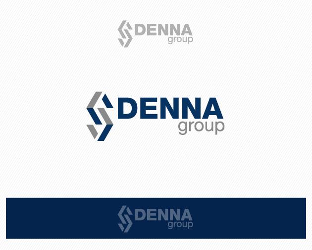Logo Design by typography - Entry No. 24 in the Logo Design Contest Denna Group Logo Design.