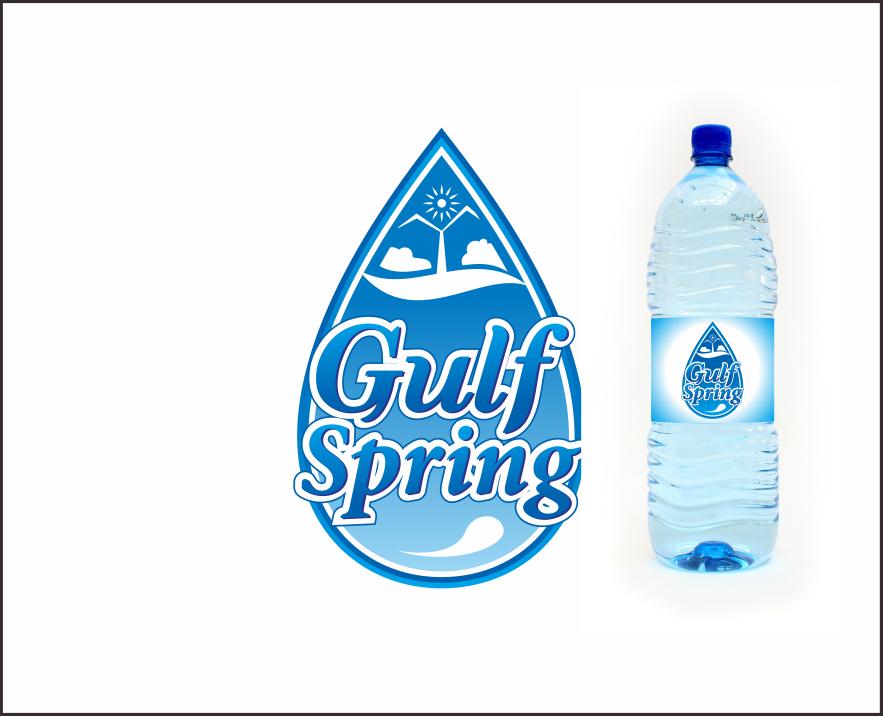 Logo Design by Armada Jamaluddin - Entry No. 79 in the Logo Design Contest Inspiring Logo Design for Gulf Spring.