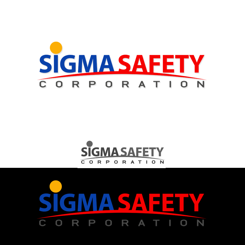Logo Design by Private User - Entry No. 212 in the Logo Design Contest Creative Logo Design for Sigma Safety Corporation.