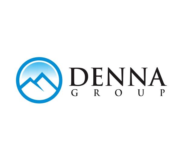 Logo Design by ronny - Entry No. 32 in the Logo Design Contest Denna Group Logo Design.