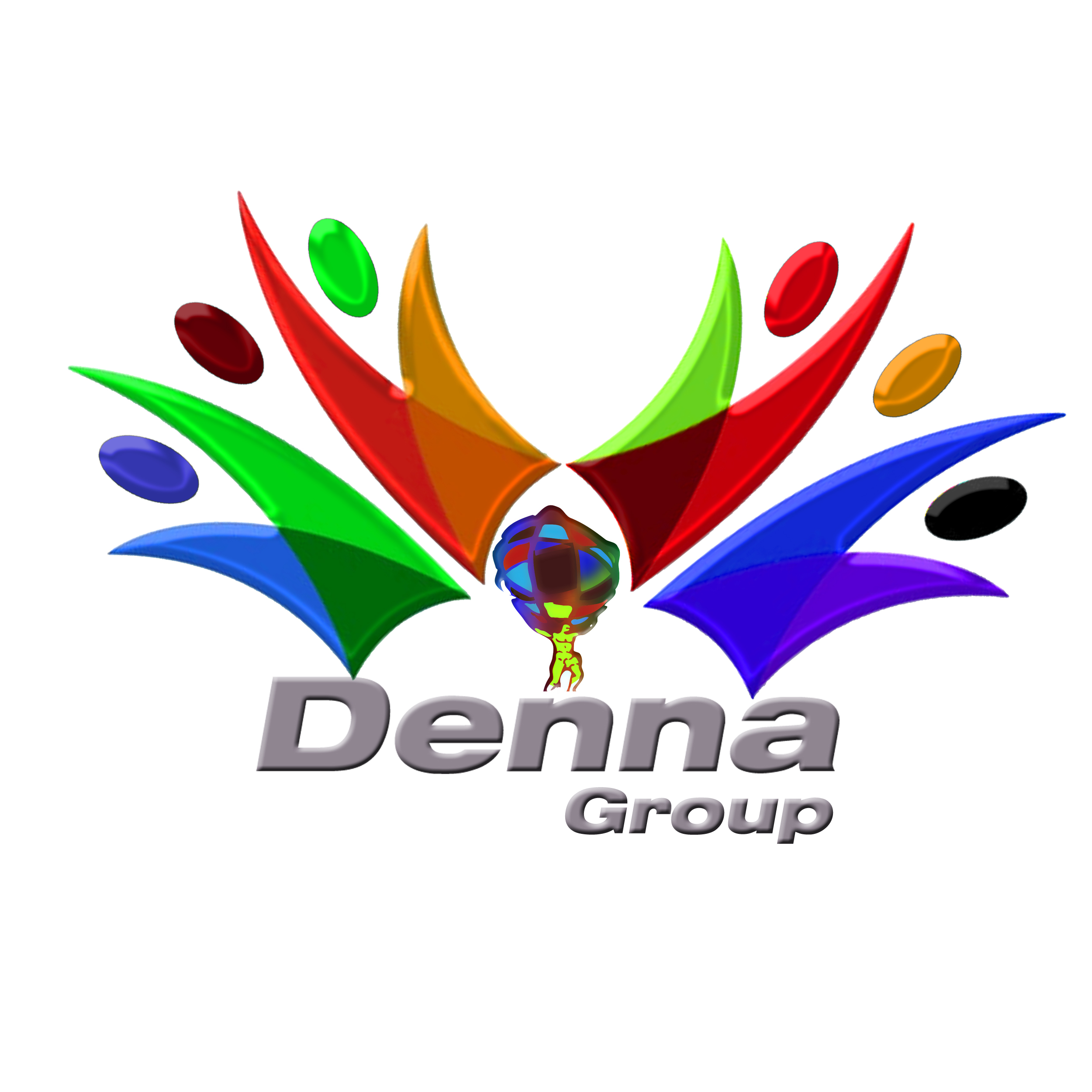 Logo Design by Roberto Sibbaluca - Entry No. 33 in the Logo Design Contest Denna Group Logo Design.