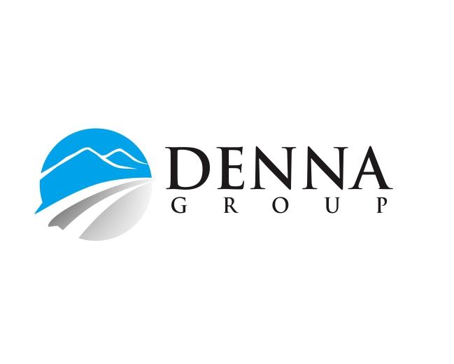 Logo Design by ronny - Entry No. 34 in the Logo Design Contest Denna Group Logo Design.