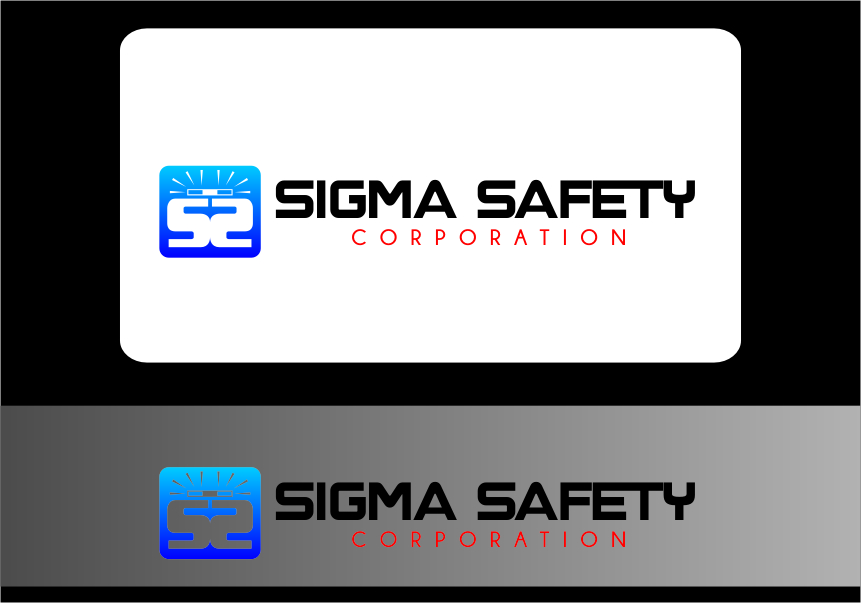 Logo Design by Ngepet_art - Entry No. 215 in the Logo Design Contest Creative Logo Design for Sigma Safety Corporation.