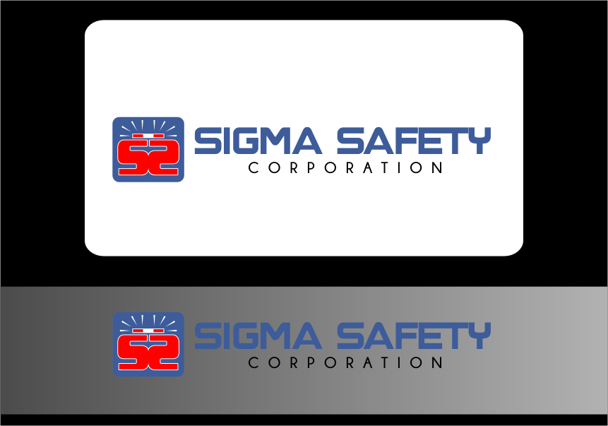 Logo Design by RasYa Muhammad Athaya - Entry No. 216 in the Logo Design Contest Creative Logo Design for Sigma Safety Corporation.