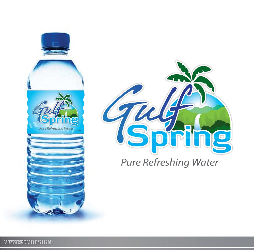 Logo Design by kowreck - Entry No. 81 in the Logo Design Contest Inspiring Logo Design for Gulf Spring.