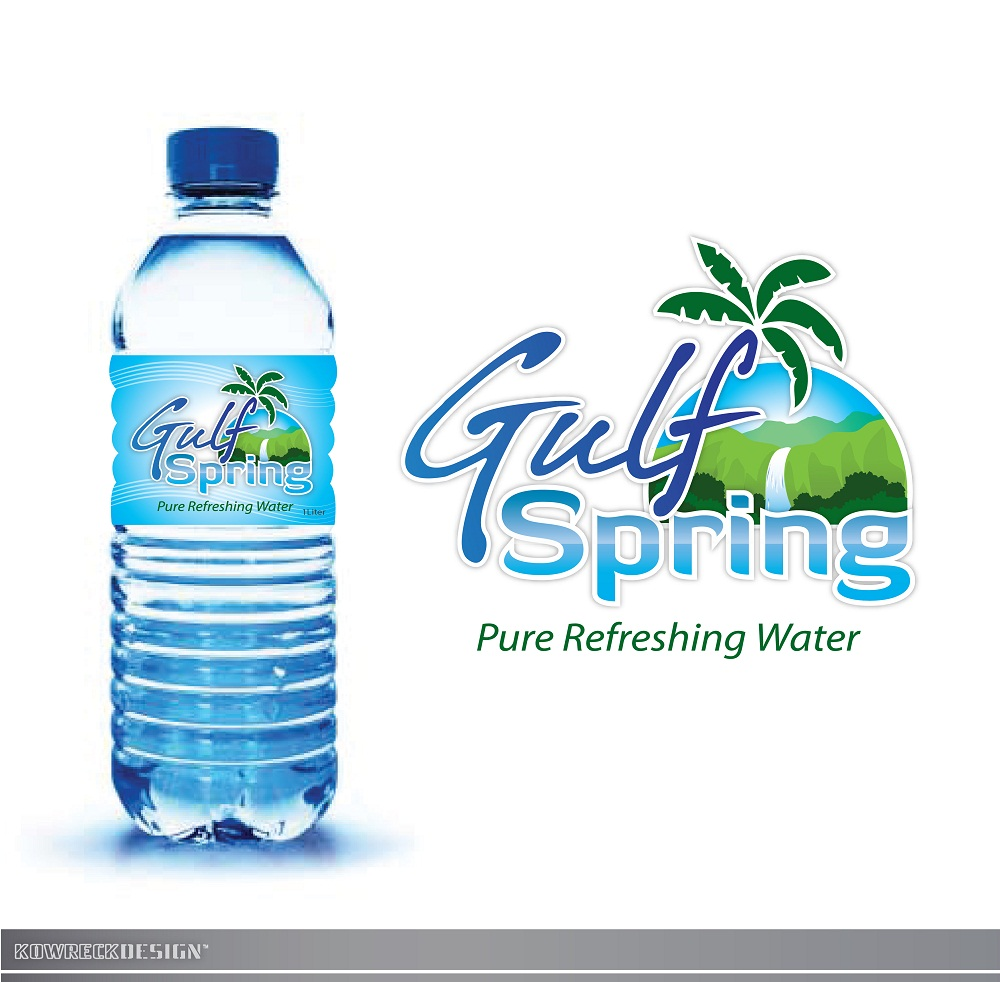 Logo Design by kowreck - Entry No. 83 in the Logo Design Contest Inspiring Logo Design for Gulf Spring.