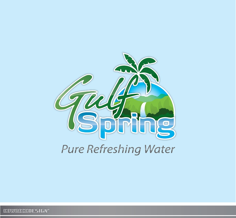 Logo Design by kowreck - Entry No. 94 in the Logo Design Contest Inspiring Logo Design for Gulf Spring.