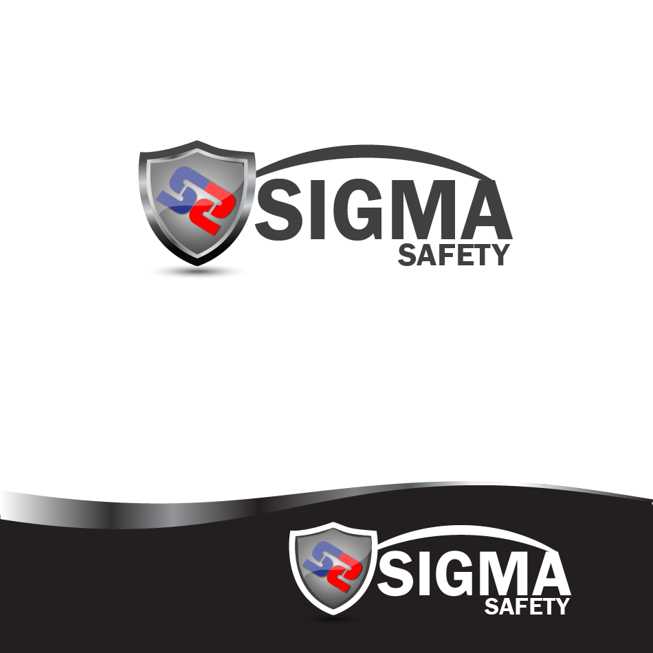 Logo Design by moonflower - Entry No. 221 in the Logo Design Contest Creative Logo Design for Sigma Safety Corporation.