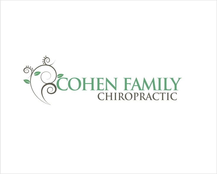 Logo Design by ronny - Entry No. 29 in the Logo Design Contest Unique Logo Design Wanted for Cohen Family Chiropractic.
