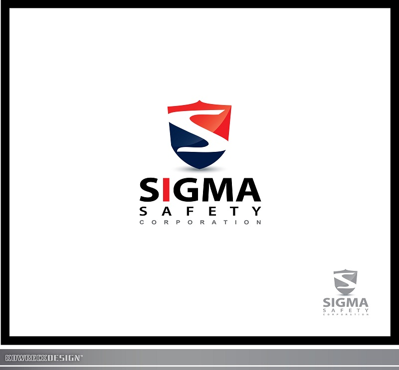 Logo Design by kowreck - Entry No. 222 in the Logo Design Contest Creative Logo Design for Sigma Safety Corporation.