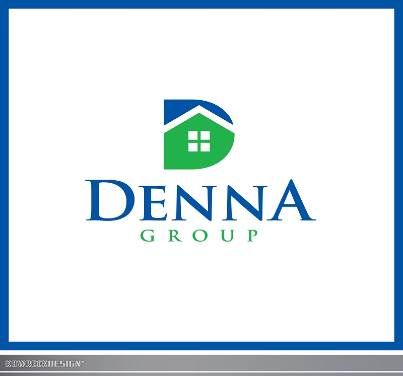 Logo Design by kowreck - Entry No. 41 in the Logo Design Contest Denna Group Logo Design.