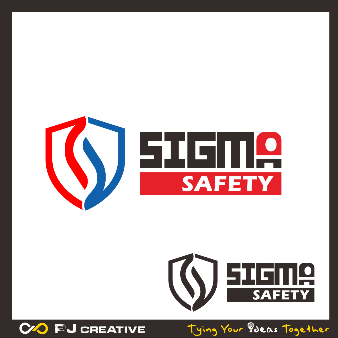 Logo Design by PJD - Entry No. 226 in the Logo Design Contest Creative Logo Design for Sigma Safety Corporation.