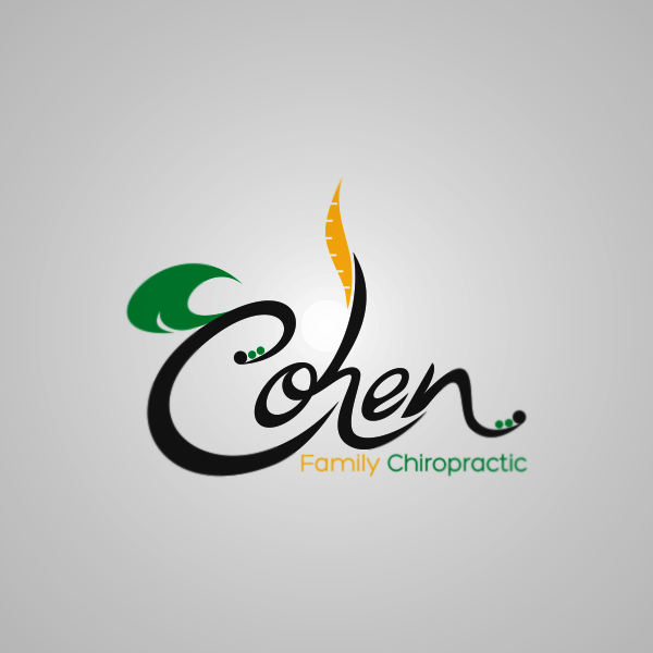 Logo Design by Private User - Entry No. 40 in the Logo Design Contest Unique Logo Design Wanted for Cohen Family Chiropractic.