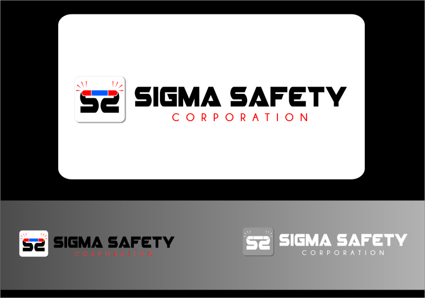 Logo Design by RasYa Muhammad Athaya - Entry No. 234 in the Logo Design Contest Creative Logo Design for Sigma Safety Corporation.