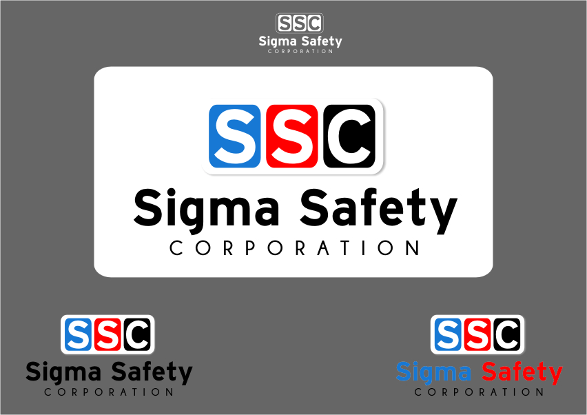 Logo Design by RasYa Muhammad Athaya - Entry No. 237 in the Logo Design Contest Creative Logo Design for Sigma Safety Corporation.