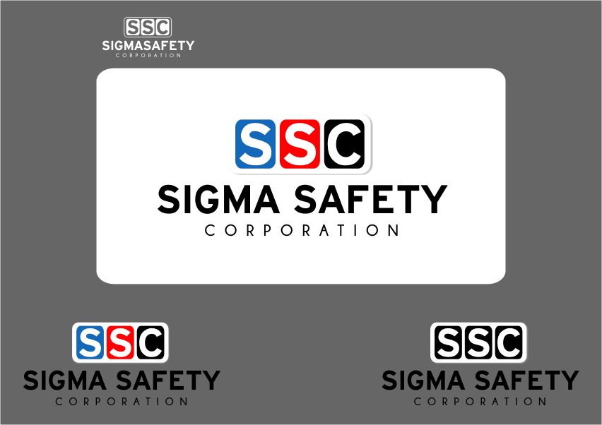 Logo Design by RasYa Muhammad Athaya - Entry No. 238 in the Logo Design Contest Creative Logo Design for Sigma Safety Corporation.