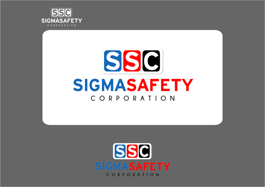 Logo Design by Ngepet_art - Entry No. 239 in the Logo Design Contest Creative Logo Design for Sigma Safety Corporation.
