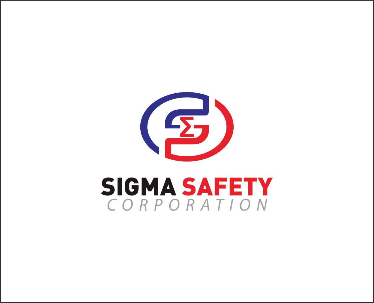 Logo Design by Armada Jamaluddin - Entry No. 240 in the Logo Design Contest Creative Logo Design for Sigma Safety Corporation.