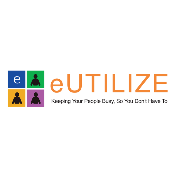 Logo Design by pressman54 - Entry No. 2 in the Logo Design Contest eUtilize.