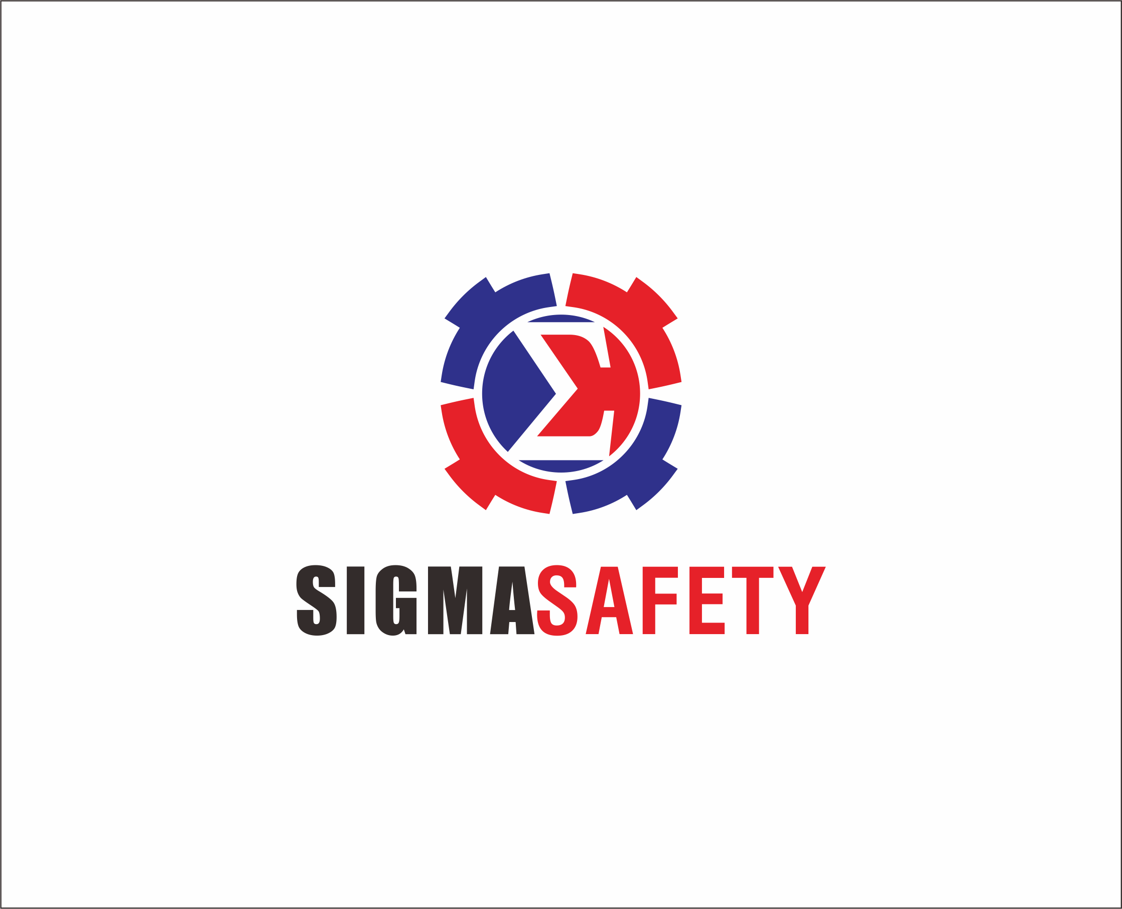 Logo Design by Armada Jamaluddin - Entry No. 243 in the Logo Design Contest Creative Logo Design for Sigma Safety Corporation.