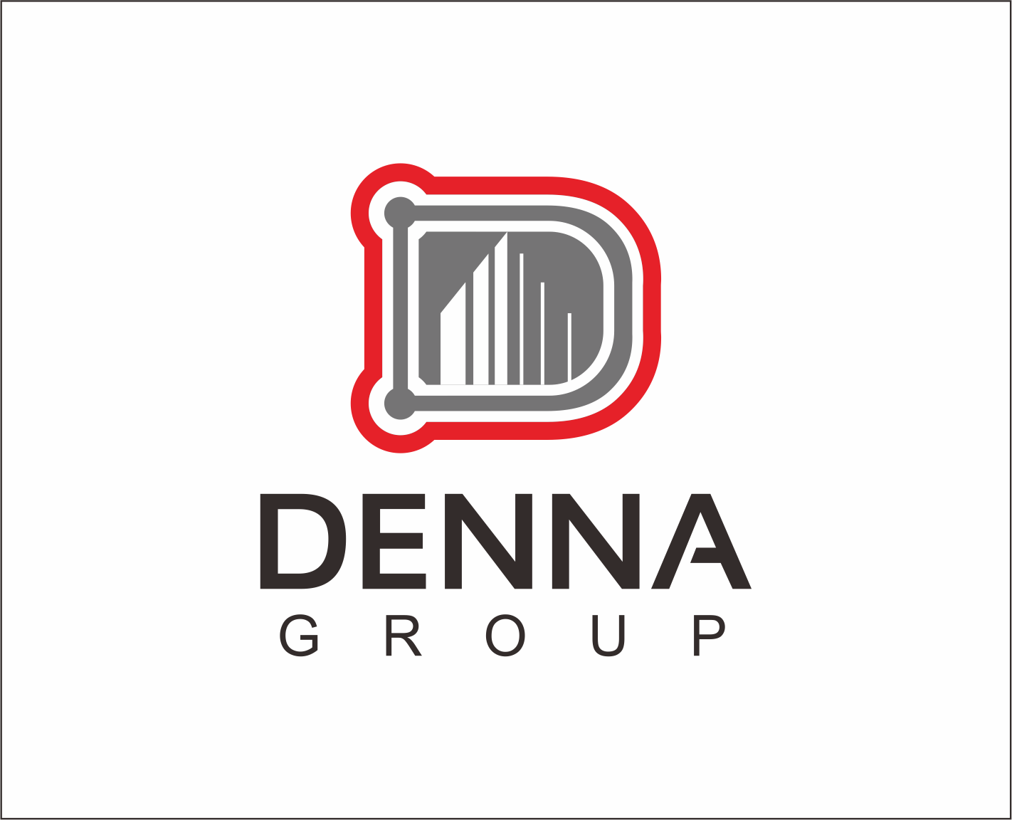 Logo Design by Armada Jamaluddin - Entry No. 50 in the Logo Design Contest Denna Group Logo Design.
