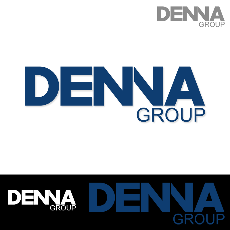 Logo Design by Private User - Entry No. 52 in the Logo Design Contest Denna Group Logo Design.