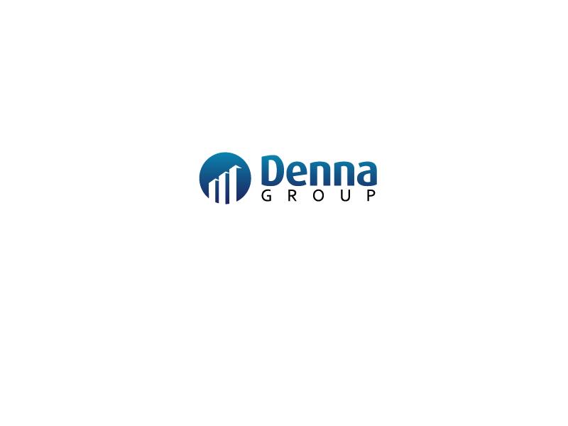 Logo Design by ddamian_dd - Entry No. 57 in the Logo Design Contest Denna Group Logo Design.