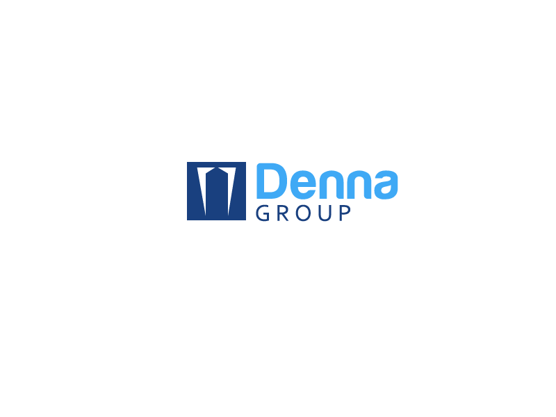 Logo Design by ddamian_dd - Entry No. 60 in the Logo Design Contest Denna Group Logo Design.