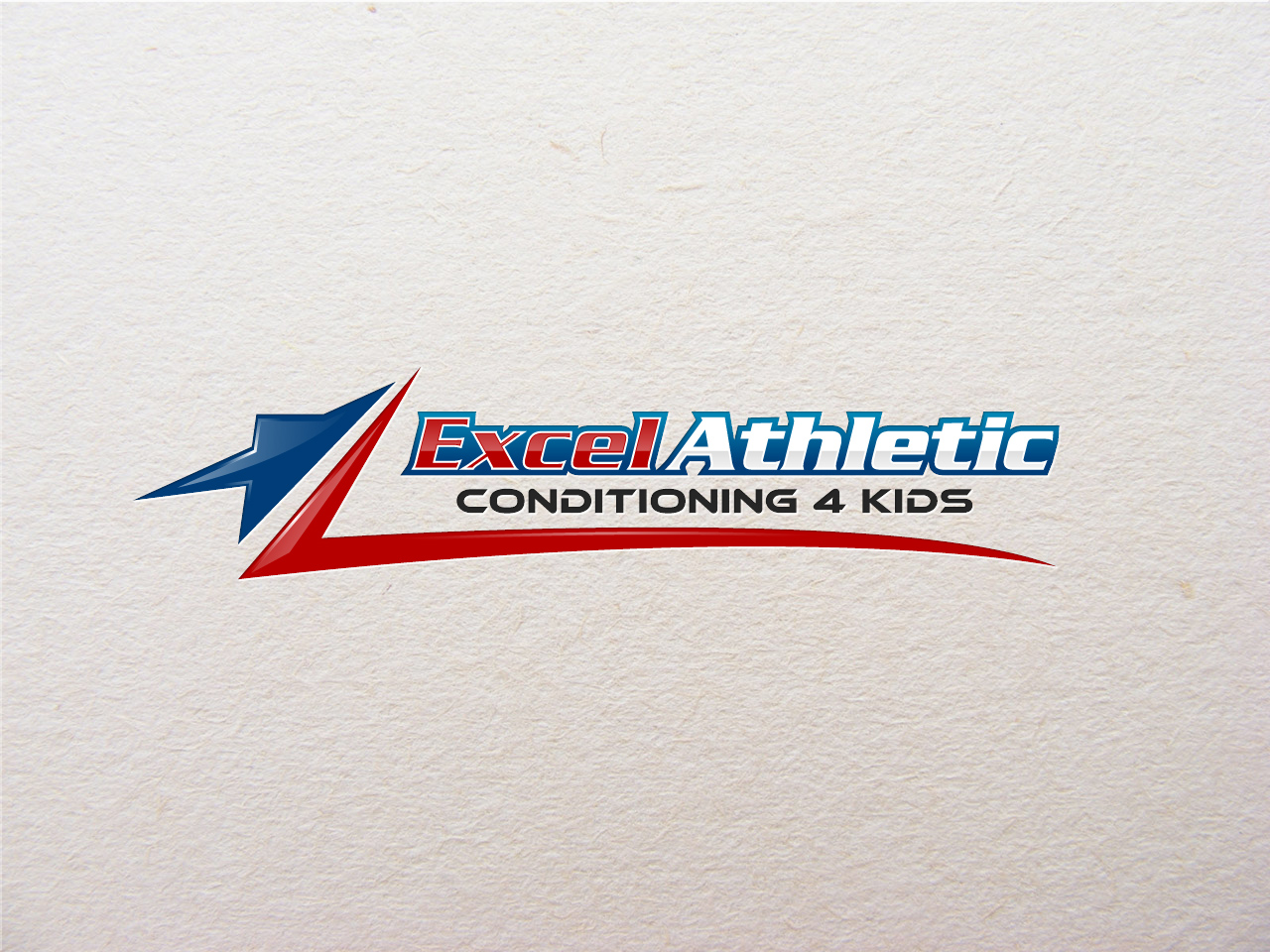 Logo Design by jpbituin - Entry No. 21 in the Logo Design Contest Artistic Logo Design for Excel Athletic Conditioning 4 kids.