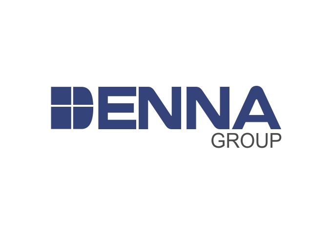 Logo Design by Rizwan Saeed - Entry No. 61 in the Logo Design Contest Denna Group Logo Design.