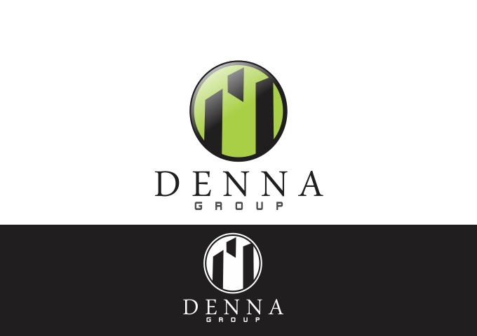 Logo Design by Rizwan Saeed - Entry No. 62 in the Logo Design Contest Denna Group Logo Design.