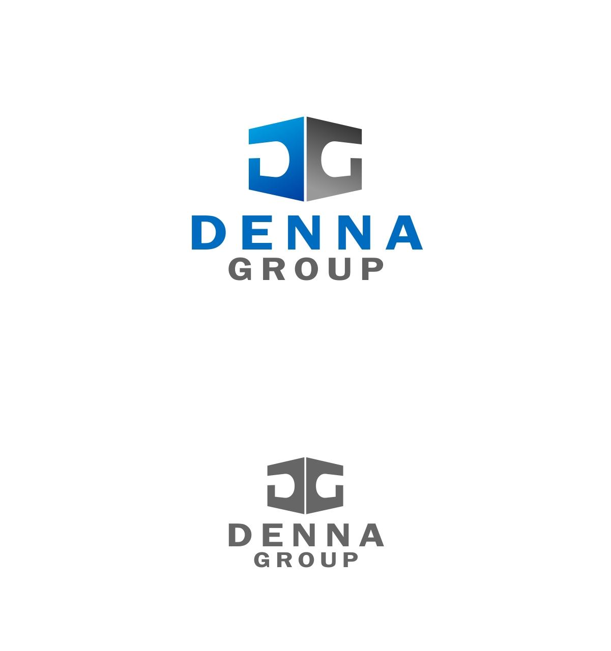 Logo Design by haidu - Entry No. 63 in the Logo Design Contest Denna Group Logo Design.