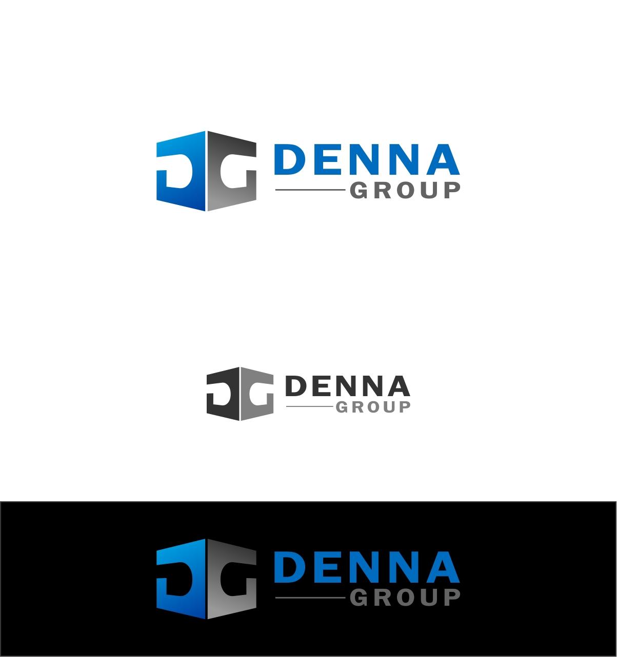 Logo Design by haidu - Entry No. 64 in the Logo Design Contest Denna Group Logo Design.