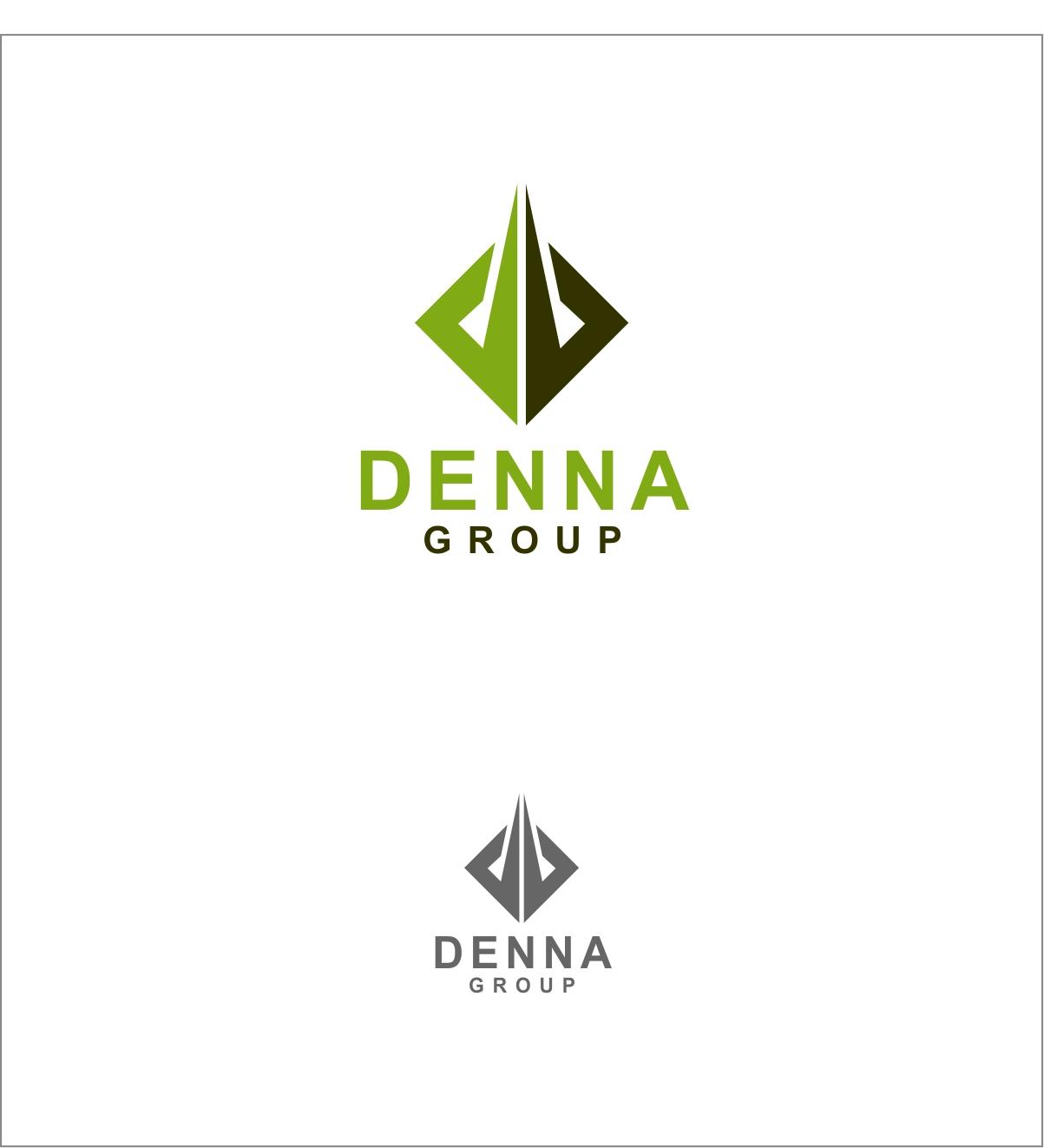 Logo Design by haidu - Entry No. 67 in the Logo Design Contest Denna Group Logo Design.