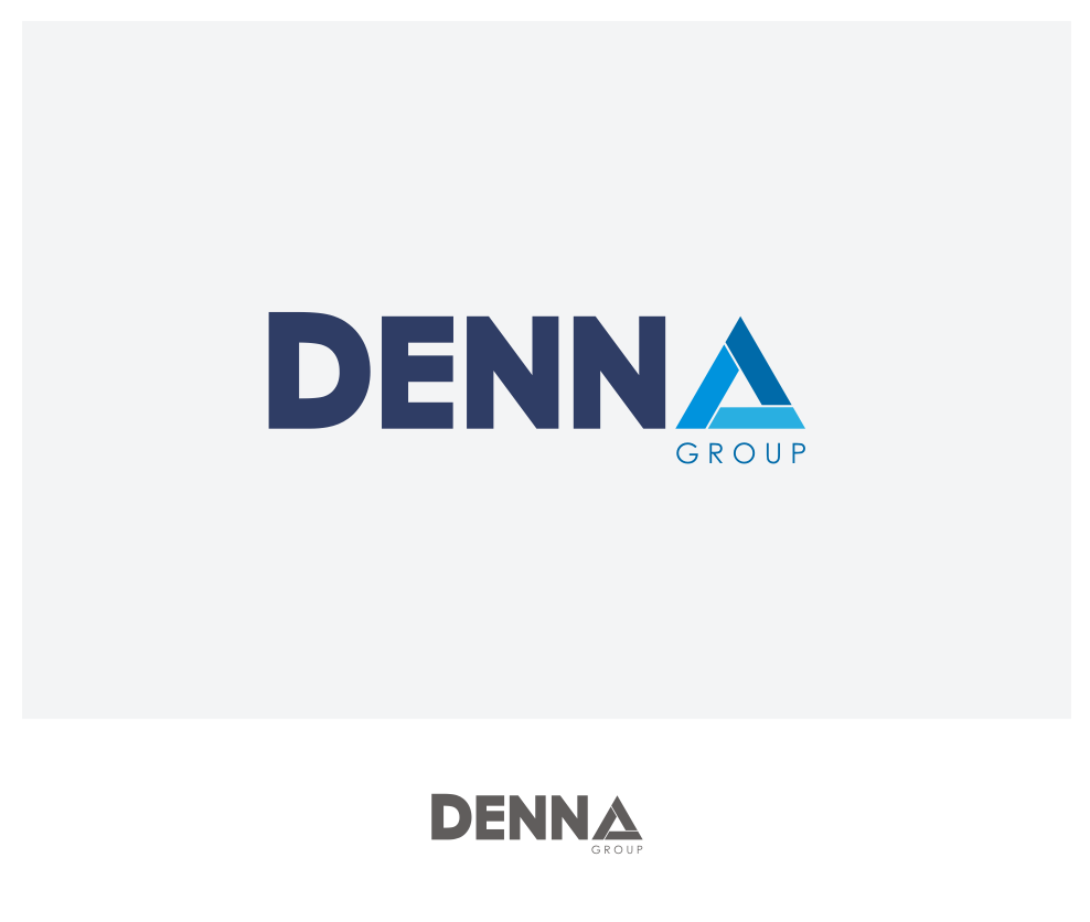 Logo Design by Joe Teach - Entry No. 68 in the Logo Design Contest Denna Group Logo Design.