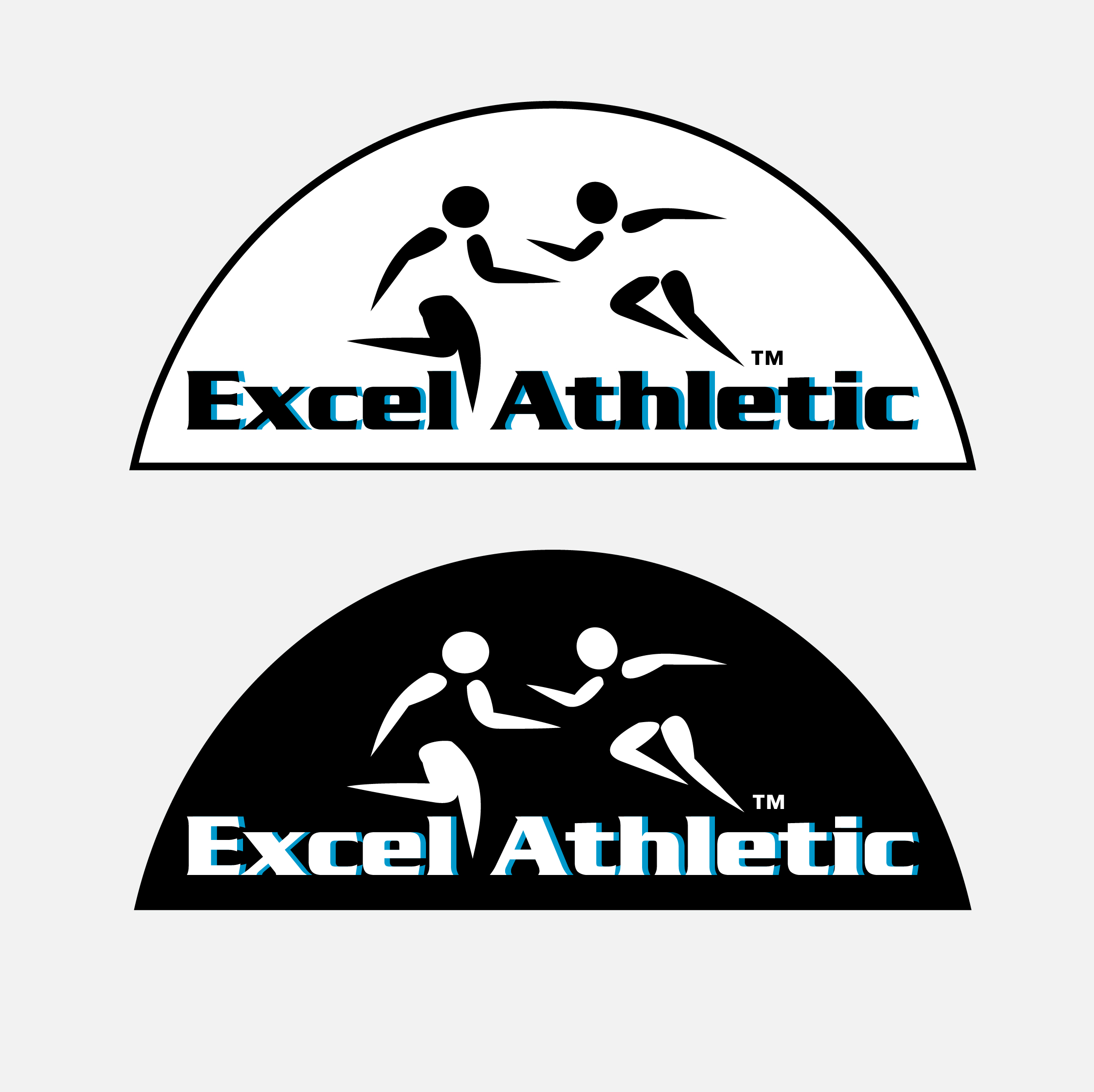 Logo Design by Nancy Grant - Entry No. 26 in the Logo Design Contest Artistic Logo Design for Excel Athletic Conditioning 4 kids.
