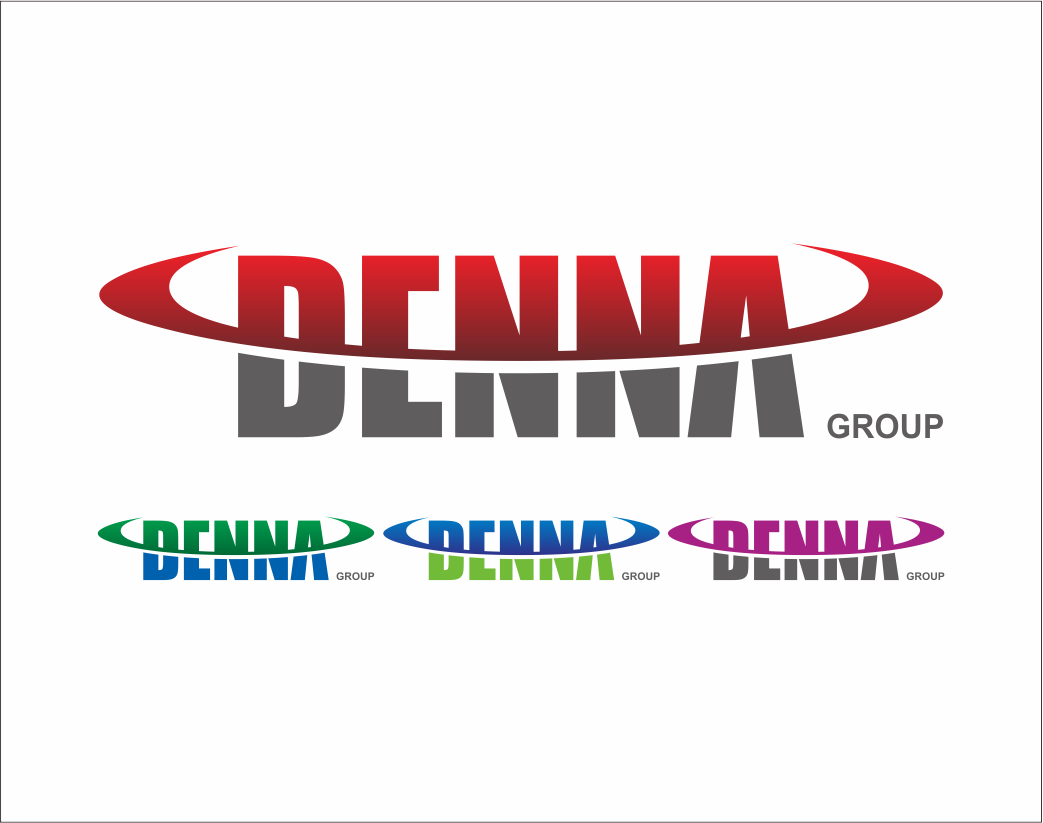Logo Design by Armada Jamaluddin - Entry No. 71 in the Logo Design Contest Denna Group Logo Design.