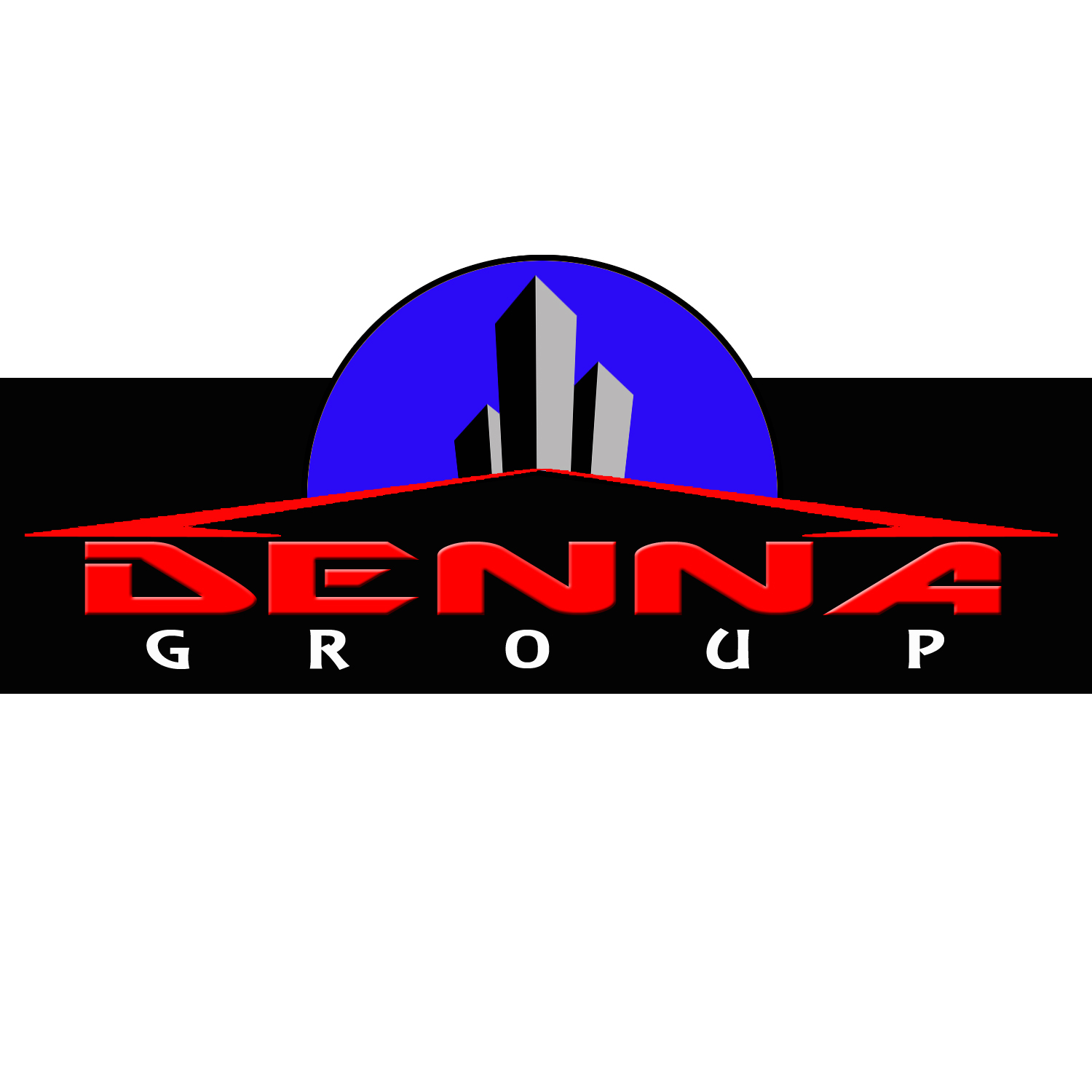 Logo Design by Glenn Panis - Entry No. 76 in the Logo Design Contest Denna Group Logo Design.
