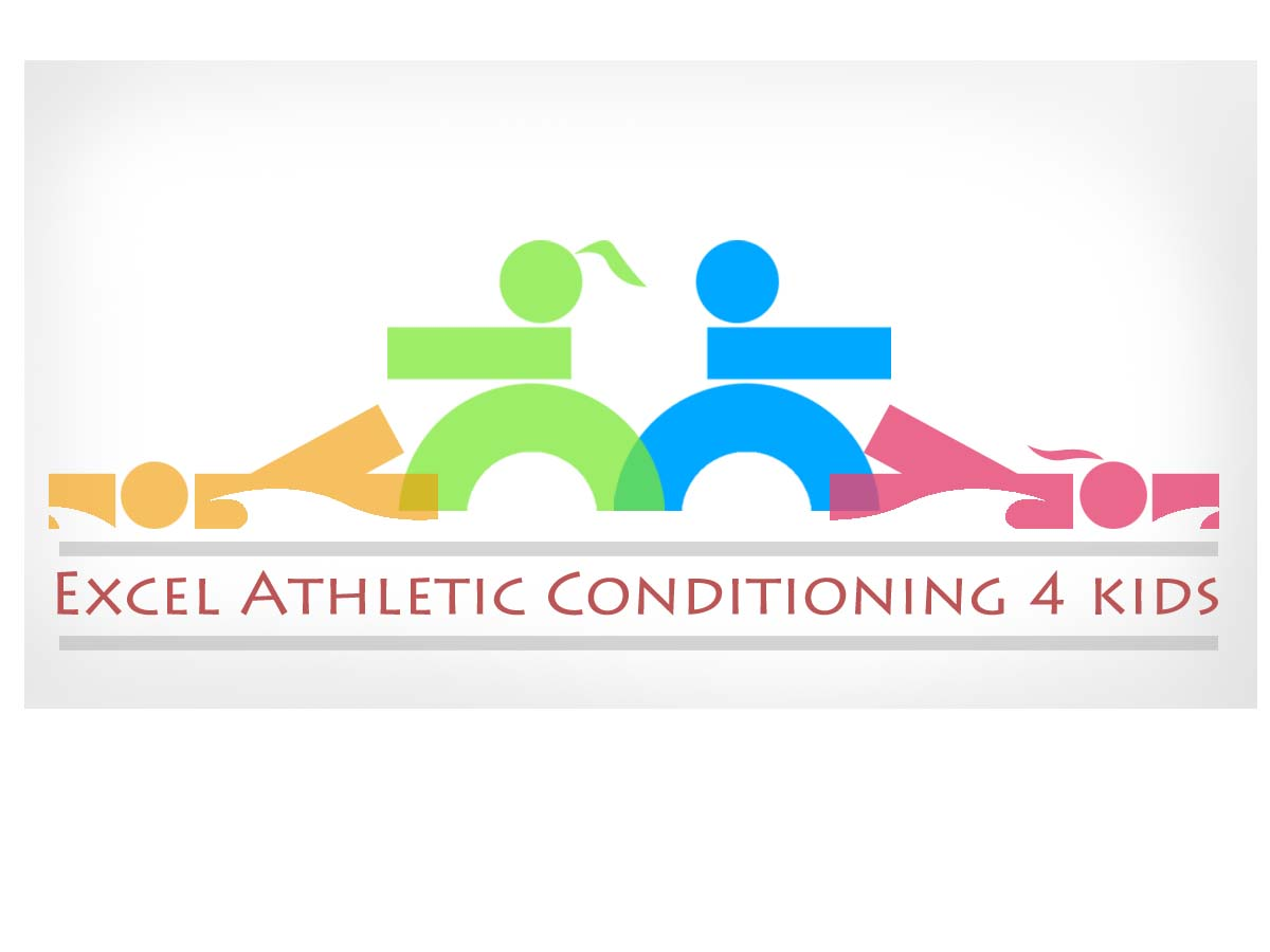 Logo Design by Private User - Entry No. 30 in the Logo Design Contest Artistic Logo Design for Excel Athletic Conditioning 4 kids.