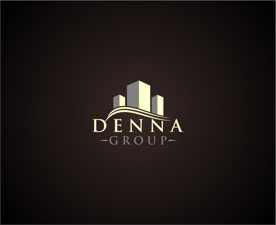 Logo Design by haidu - Entry No. 78 in the Logo Design Contest Denna Group Logo Design.