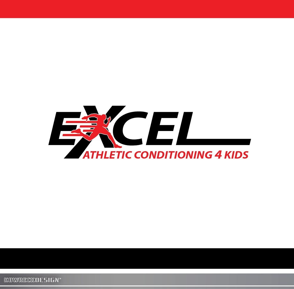 Logo Design by kowreck - Entry No. 39 in the Logo Design Contest Artistic Logo Design for Excel Athletic Conditioning 4 kids.
