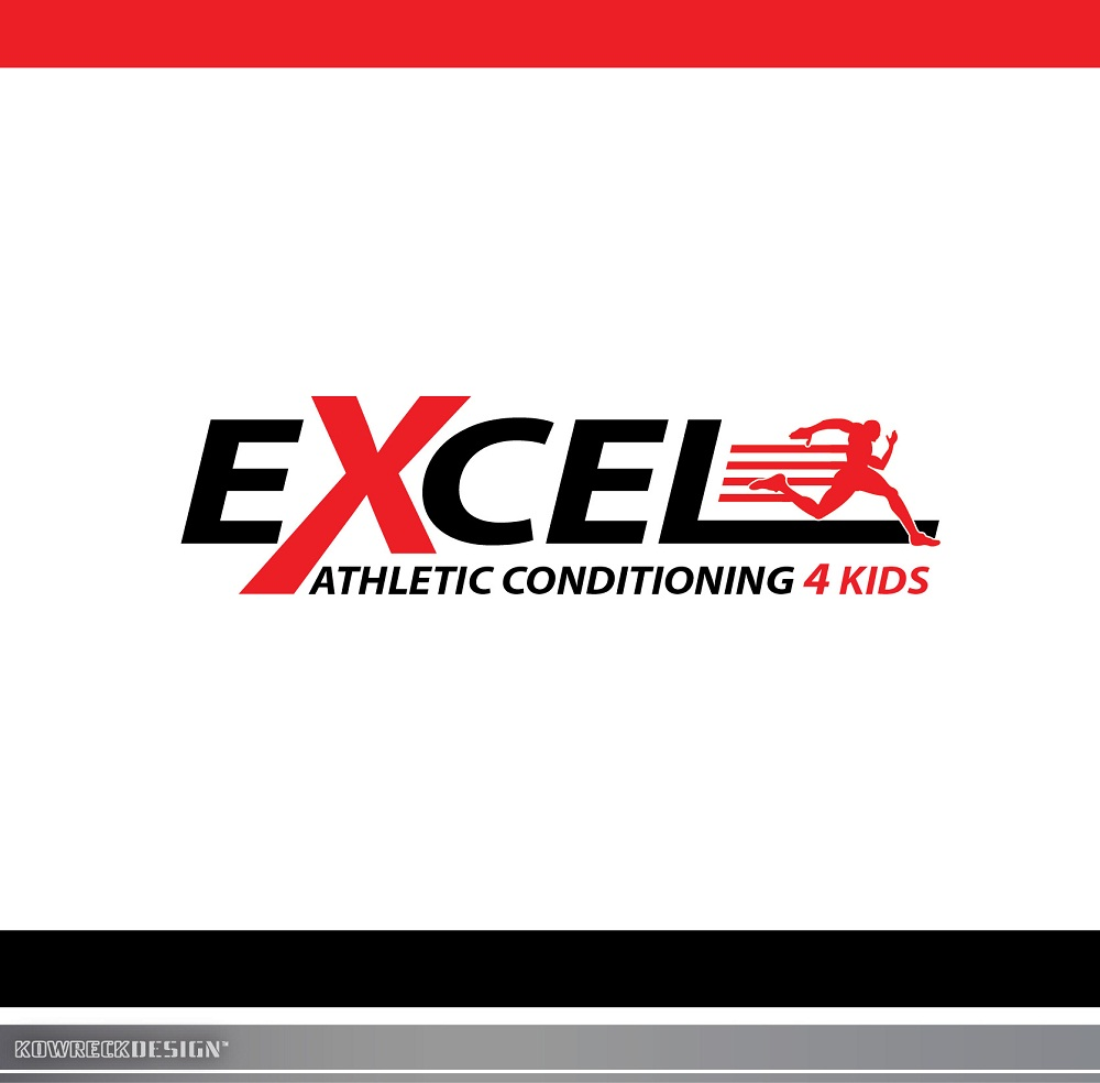 Logo Design by kowreck - Entry No. 40 in the Logo Design Contest Artistic Logo Design for Excel Athletic Conditioning 4 kids.