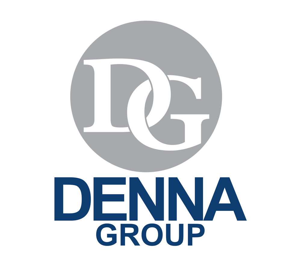 Logo Design by Private User - Entry No. 80 in the Logo Design Contest Denna Group Logo Design.