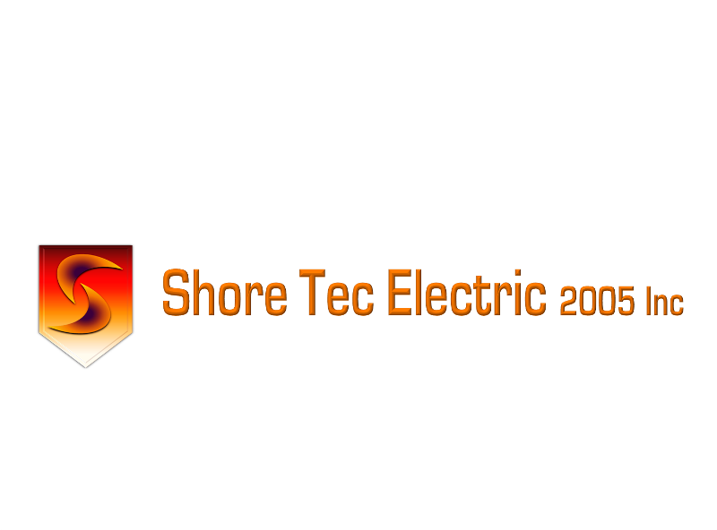 Logo Design by openartposter - Entry No. 67 in the Logo Design Contest Shore Tec Electric 2005 Inc.