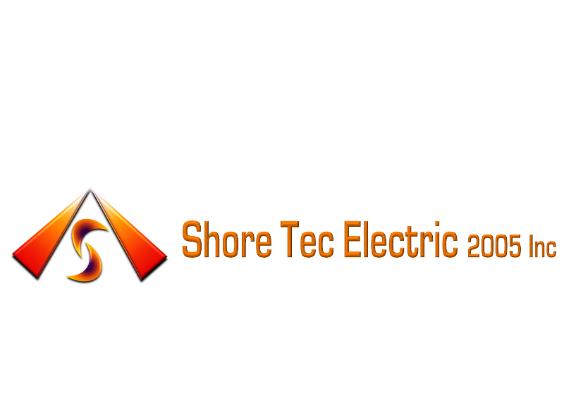 Logo Design by openartposter - Entry No. 68 in the Logo Design Contest Shore Tec Electric 2005 Inc.