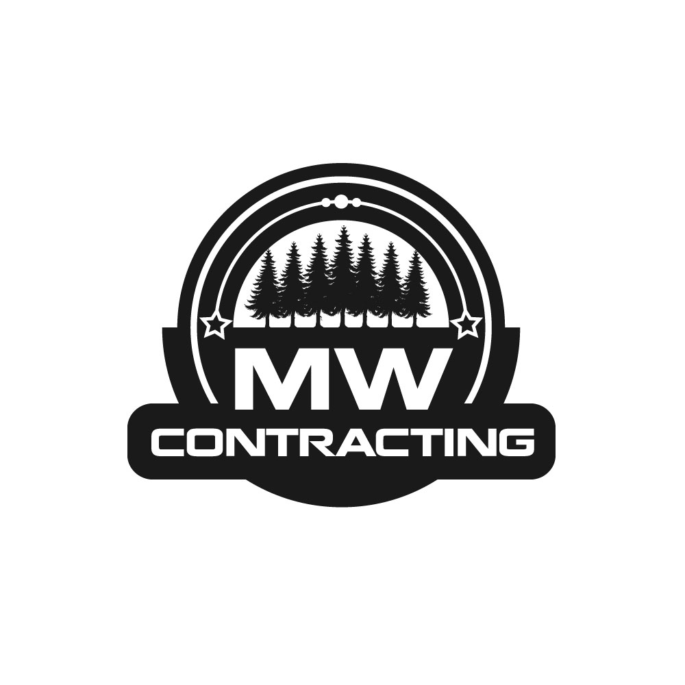 Logo Design by rockin - Entry No. 23 in the Logo Design Contest Unique Logo Design Wanted for MW Contracting.