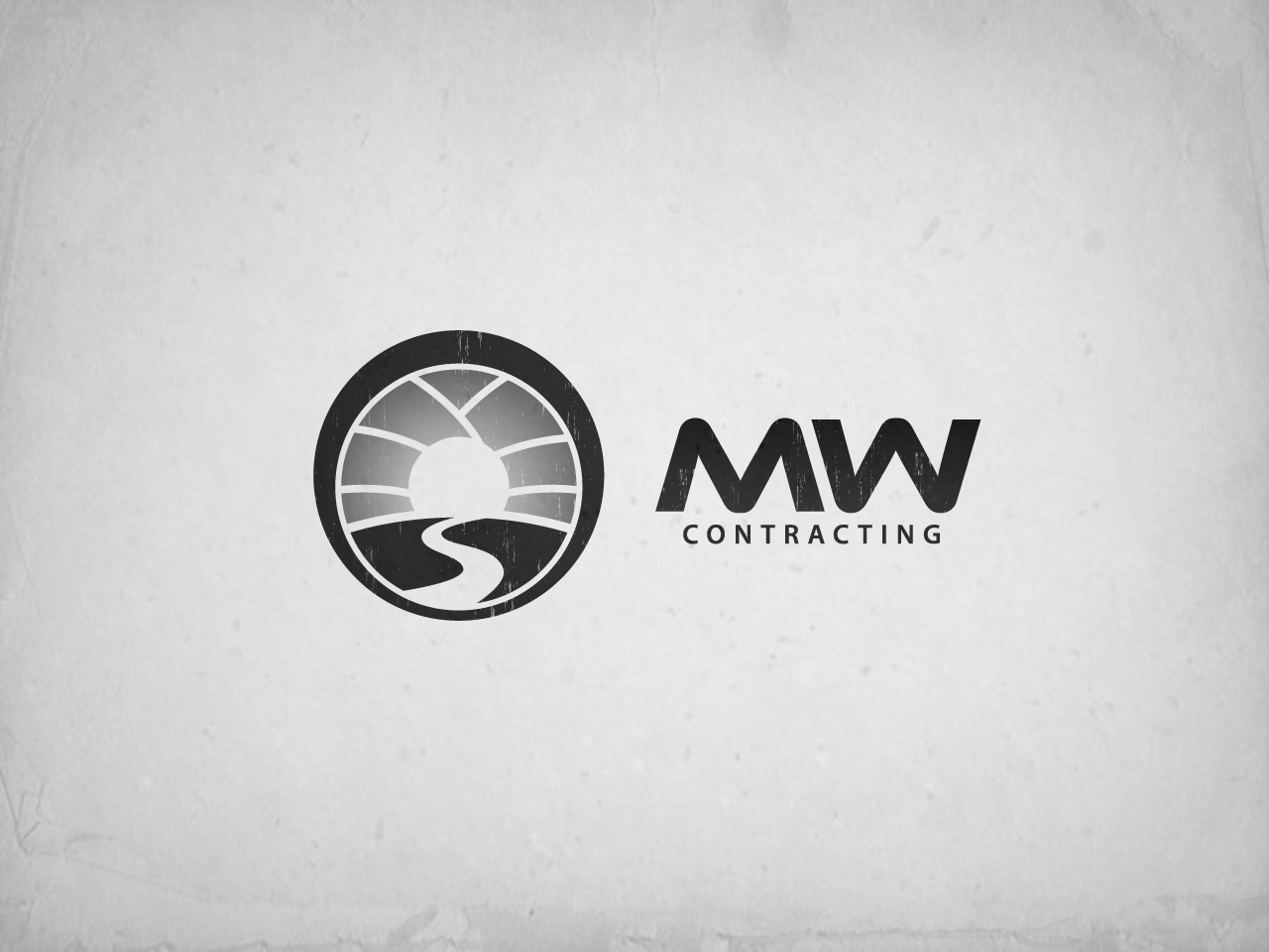 Logo Design by jpbituin - Entry No. 24 in the Logo Design Contest Unique Logo Design Wanted for MW Contracting.