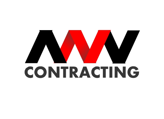 Logo Design by Ismail Adhi Wibowo - Entry No. 29 in the Logo Design Contest Unique Logo Design Wanted for MW Contracting.